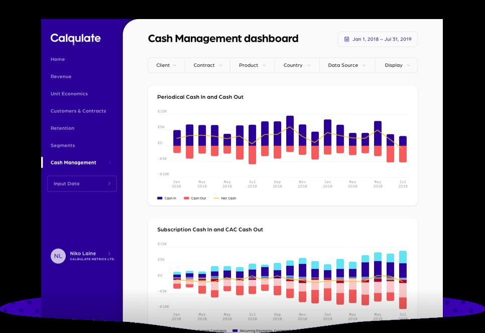 Cash Management dashboard@2x